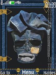 Jeans Theme es el tema de pantalla