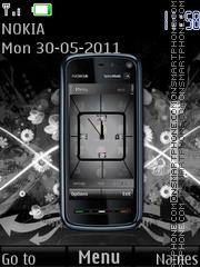 Capture d'écran Nokia N Series By ROMB39 thème