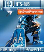 Wizard OS7 es el tema de pantalla