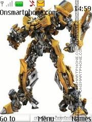 Transformer by RIMA39 tema screenshot