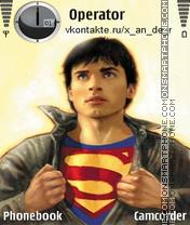 Smallville es el tema de pantalla