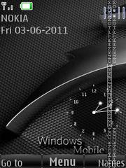 WM By ROMB39 es el tema de pantalla