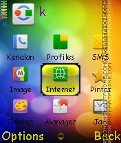 Htc By Eko es el tema de pantalla