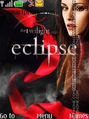 Eclipse theme screenshot