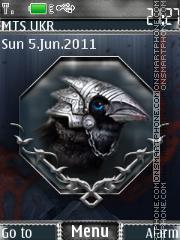 Raven 5-6th es el tema de pantalla