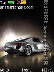 Audi R8 29 es el tema de pantalla