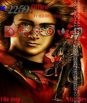 Harry Potter 08 es el tema de pantalla