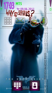 Joker Good tema screenshot