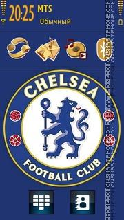 Chelsea 2020 theme screenshot